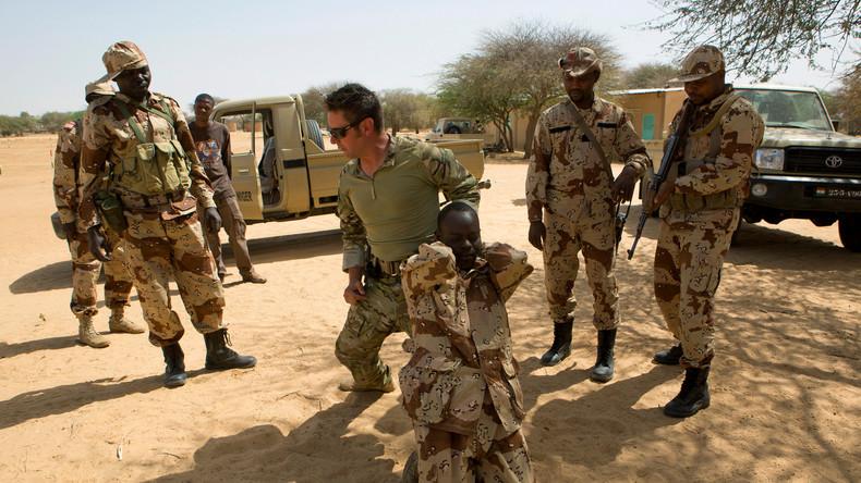 US-Spezialkräfte in Niger getötet: Gegenangriff bereits gestartet