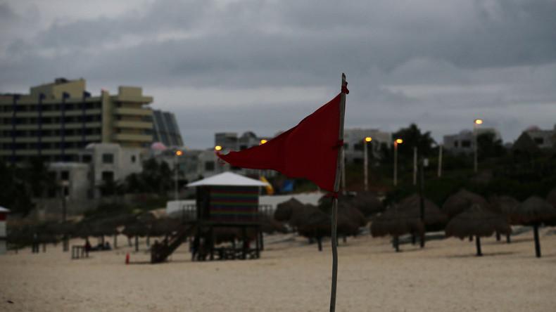 """Sturm """"Nate"""" trifft auf US-Golfküste"""