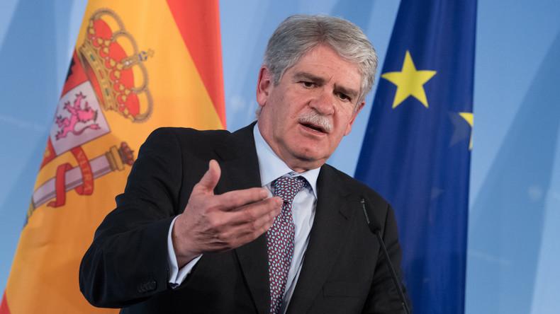 Spaniens Regierung will keine internationale Vermittlung im Katalonien-Konflikt
