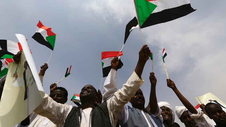 USA heben Sanktionen gegen Sudan auf
