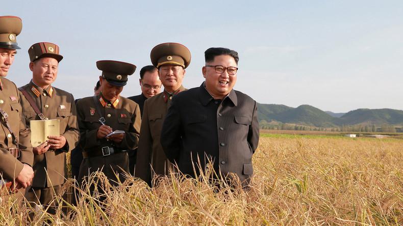 CIA hält Nordkoreas Führer Kim Jong-un doch nicht für wahnsinnig