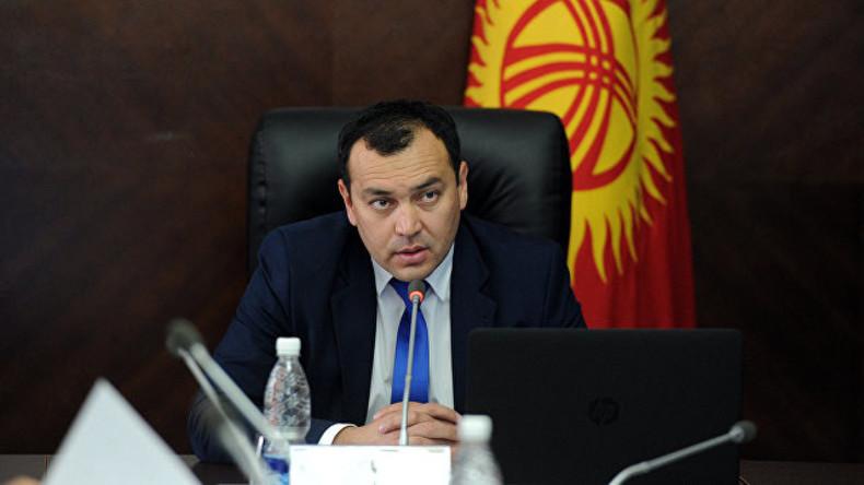 Möglicher Amtsnachfolger von Kirgisistans Präsident stirbt bei Verkehrsunfall