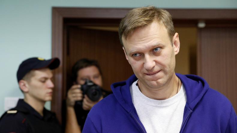 Live: Nawalny-Unterstützer sammeln sich zu verbotener Kundgebung in Moskau