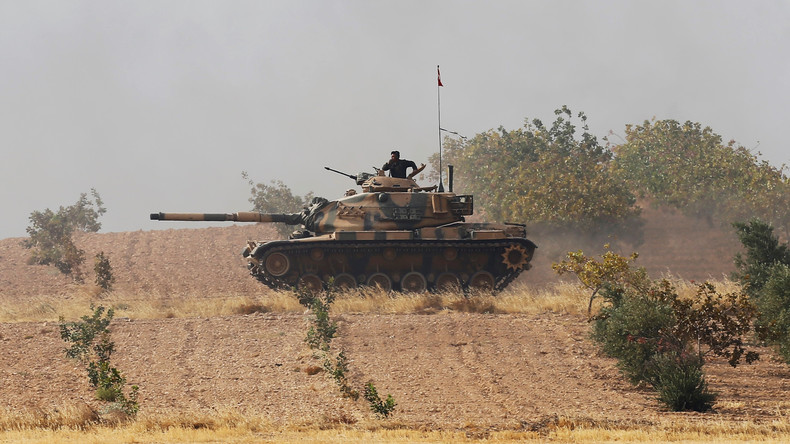 Türkei erhöht Militärpräsenz an Grenze zu Syriens Gouvernement Idlib