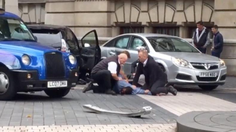Ursachenforschung nach Verkehrsunfall in London - Polizei sieht keinen Terrorhintergrund