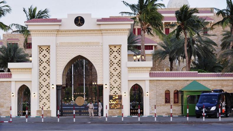 Zwei Wachleute sterben bei Angriff auf Königspalast in Saudi-Arabien