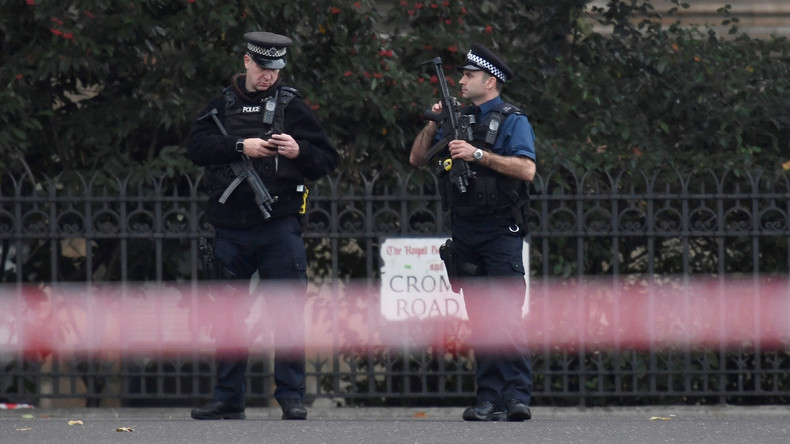 Unfallfahrer von London nach Festnahme wieder frei