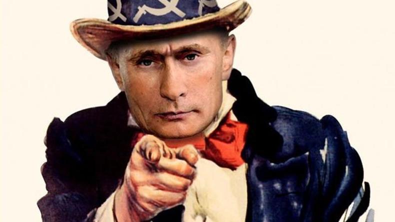 Medien und Propaganda: Die Russen kommen! …. aus den USA