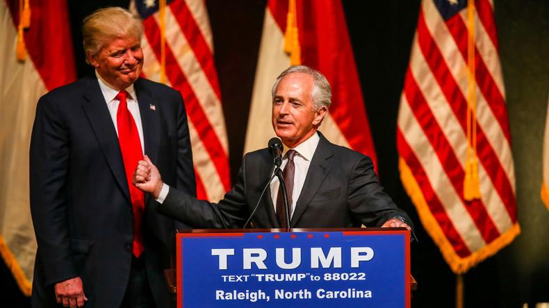 Republikanischer Topsenator: Donald Trump steuert die USA auf Dritten Weltkrieg zu