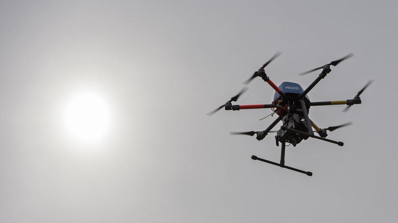 Niedersachsen: Neue Drohnen-Technik soll helfen, vermisste Menschen zu finden