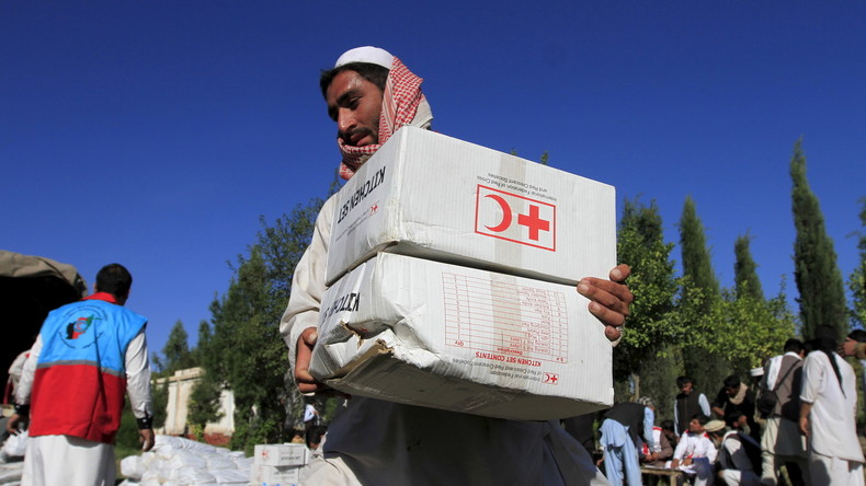 Büros vom Roten Kreuz in Nordafghanistan geschlossen