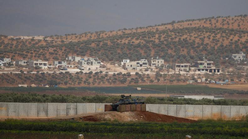 Türkischer Generalstab bestätigt Beginn des Militäreinsatzes im syrischen Idlib