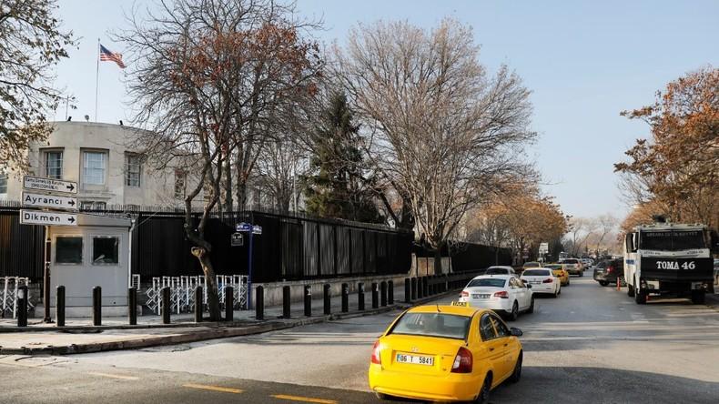 Nach Festnahme: USA stellen Visa-Vergabe in Türkei ein - Ankara reagiert mit gleichem Schritt