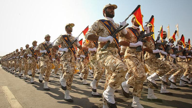 Iran verspricht Gegenmaßnahmen, falls USA Iranische Revolutionsgarde als terroristisch einstufen