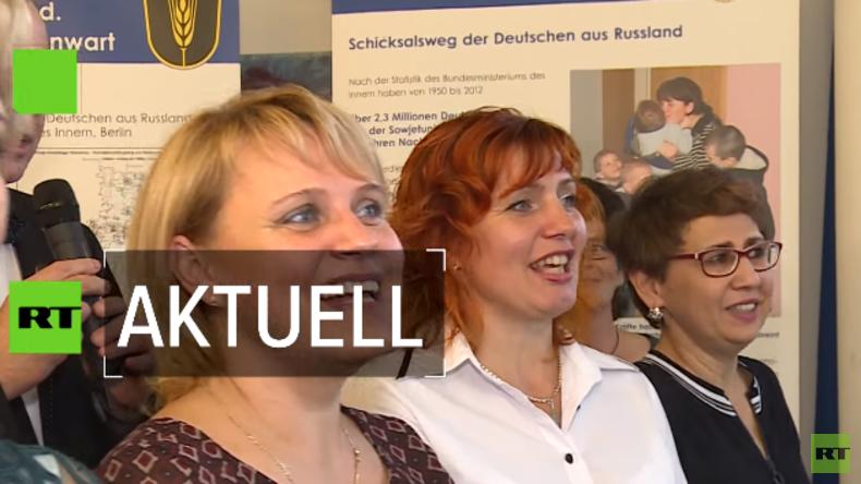 Keine Angst vor Deutschen aus Russland - Eine Ausstellung reist durch die Republik