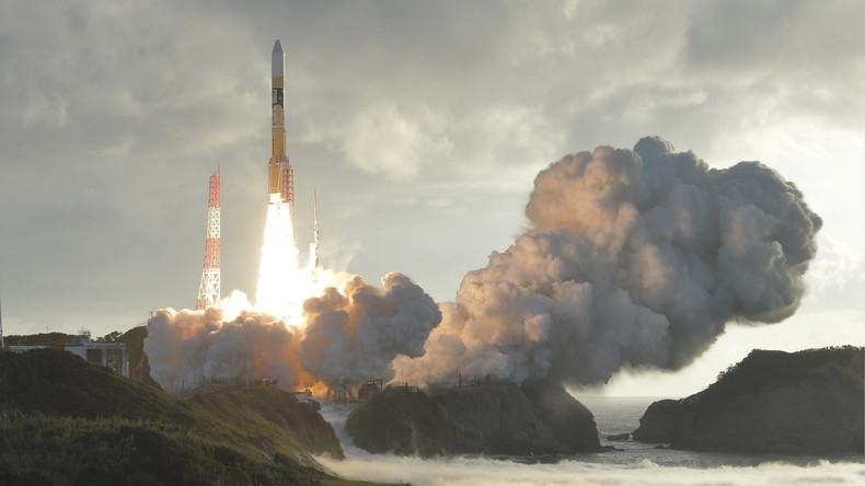 Japan: Weiterer Satellit für eigenes GPS-System ins All gestartet