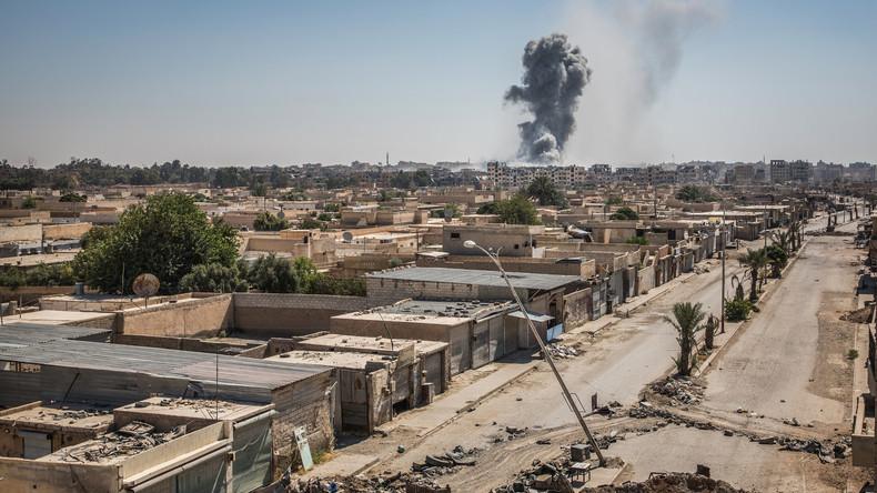 Russisches Verteidigungsministerium: USA täuschen Kampf gegen IS in Irak vor