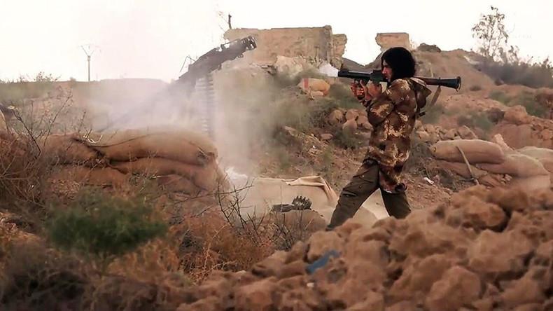 Der US-Kampf gegen den Islamischen Staat - alles nur Simulation?