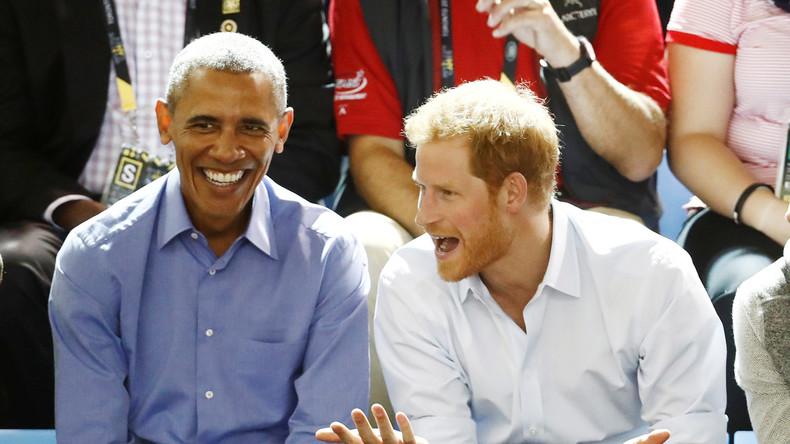 Ex-Berater von US-Präsident: Obama machte sich über Großbritannien lustig