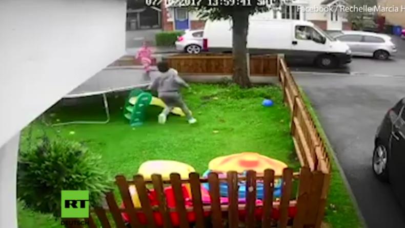 """""""Nimm nichts von Fremden"""" - Achtjährige rettet kleine Schwester vor mutmaßlichem Entführer"""