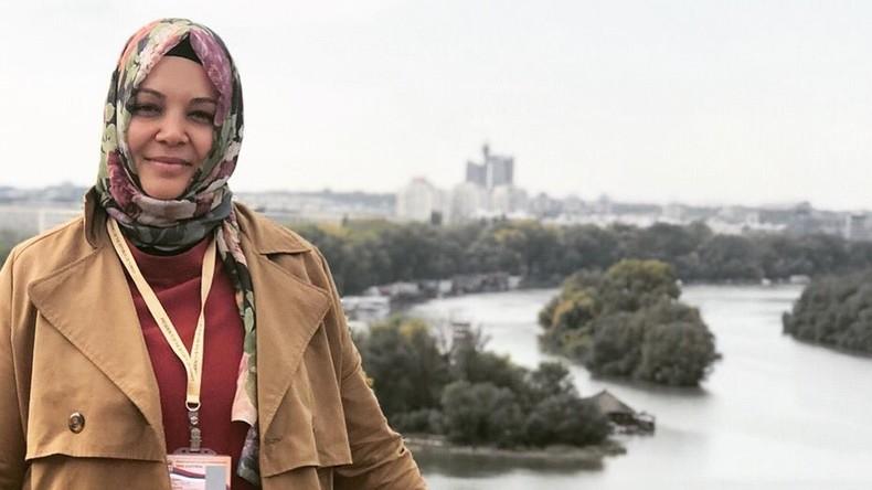 Exklusiv-Interview: Die Frau hinter dem Visa-Streit zwischen der Türkei und den USA