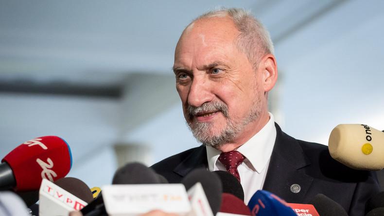 """Verteidigungsminister: Polen gibt halbe Milliarde Euro für """"Cyberarmee"""" aus"""