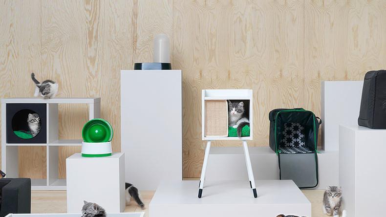 Alles für die Katz: IKEA präsentiert Möbel für Haustiere