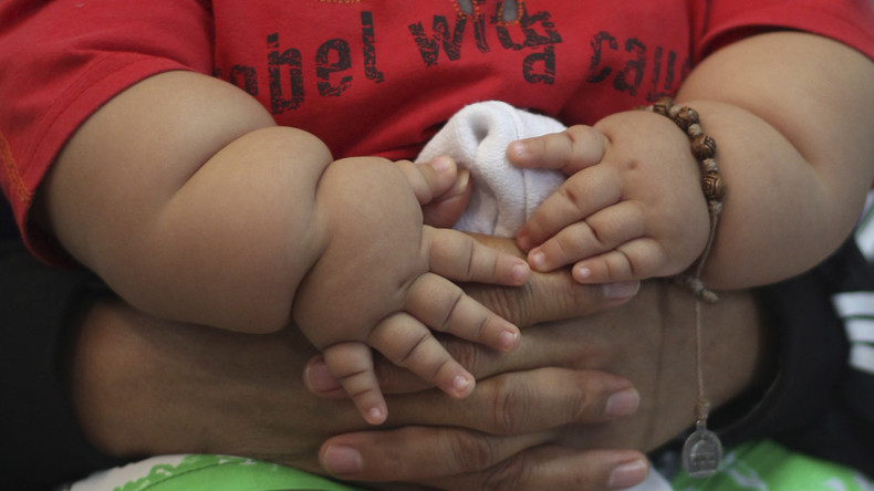 WHO: Zahl der fettleibigen Kinder gestiegen