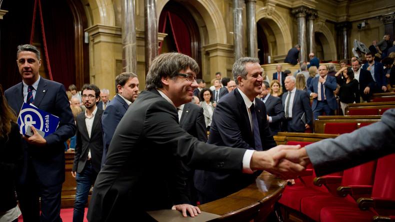 Verhandlungsbereitschaft in Barcelona - Warten auf Reaktion aus Madrid