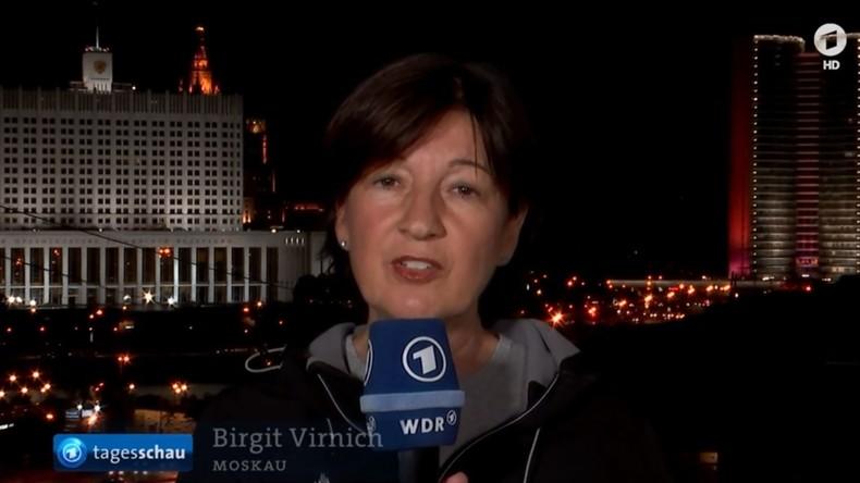 Programmbeschwerde gegen ARD-Tagesschau: AgitProp-Journalismus und antirussische Hetze
