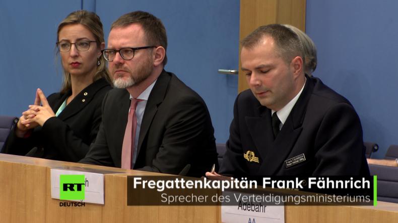 """Bundespressekonferenz: """"Östliche NATO-Aktivität ist temporäre Positionierung"""""""