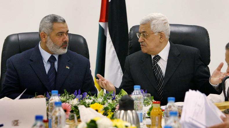 Hamas-Chef Hanija: Hamas und Fatah einigen sich auf Abkommen zur Versöhnung