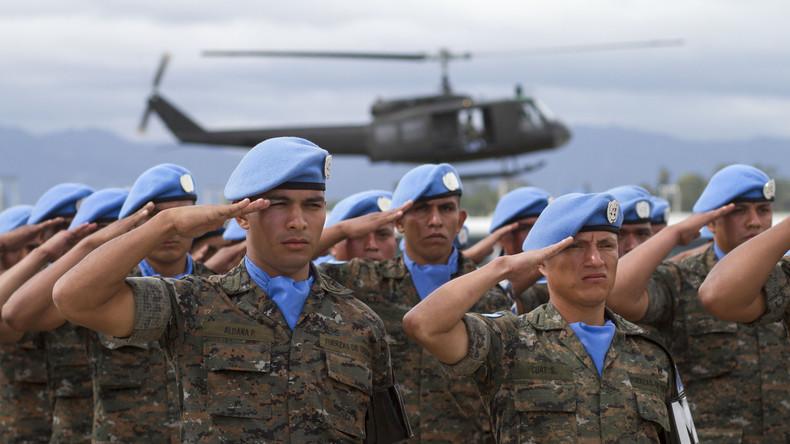 UN-Blauhelmmission in Haiti nach 13 Jahren abgeschlossen