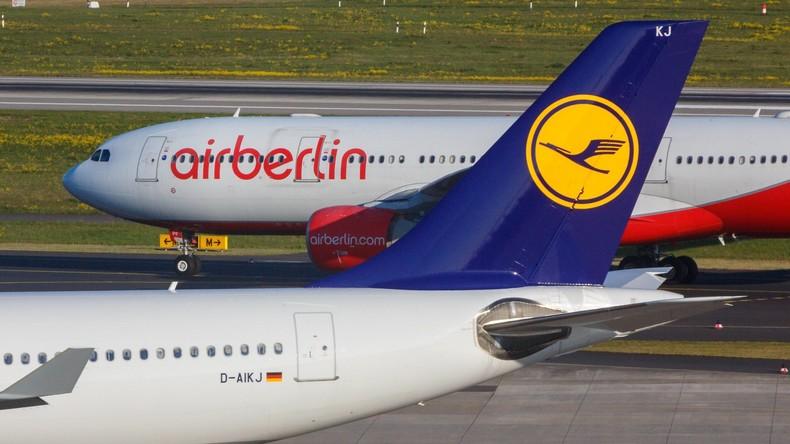 Konzernchef: Lufthansa unterzeichnet Kaufvertrag für Air Berlin