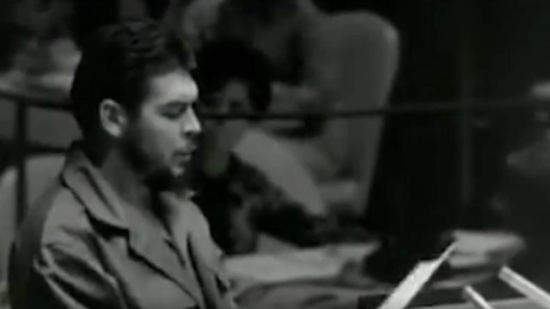 """Heute noch aktuell? Warnende Rede von Ché Guevara über die """"Imperialmacht USA"""" von 1964"""