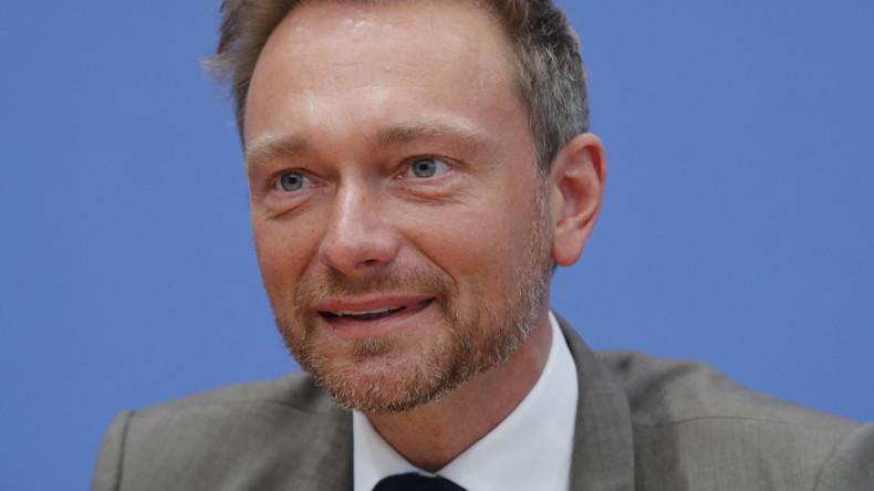 FDP-Vorsitzender Lindner will Putin wieder an den G7-Tisch holen