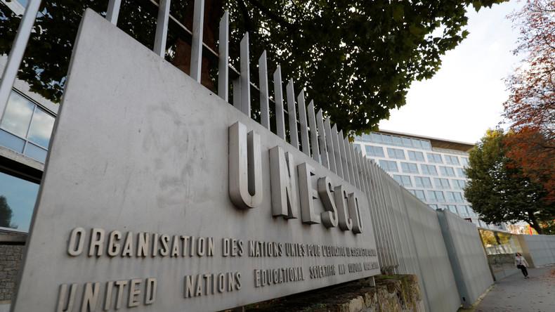Erklärung des US-Außenministeriums: USA verlassen die Unesco