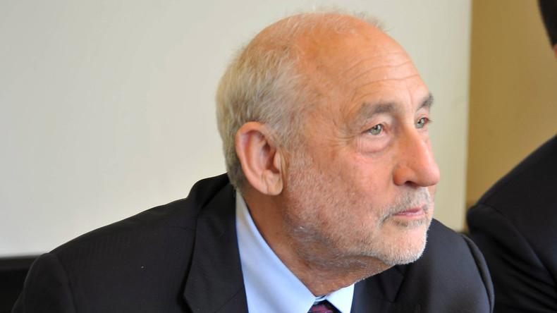 "Joseph Stiglitz: ""Europa muss enger zusammenrücken"""