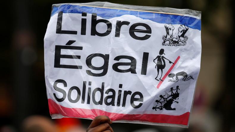 Über 40 Festnahmen nach Ausschreitungen in Paris