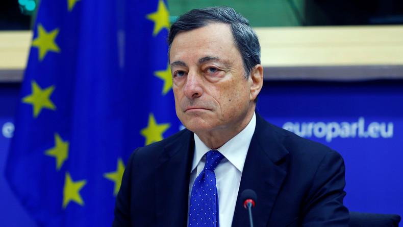 Auf Kosten Athens: EU-Zentralbank verdiente rund acht Milliarden Euro an Griechenland-Krise
