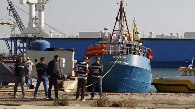 """Hilfsorganisation """"Jugend Rettet"""" legt Revision gegen Schiffsbeschlagnahmung ein"""