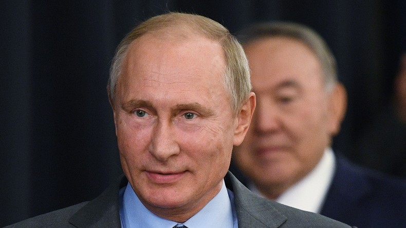 Wladimir Putin trifft sich mit deutschen Unternehmern: Nicht nur Großprojekte allein sind wichtig