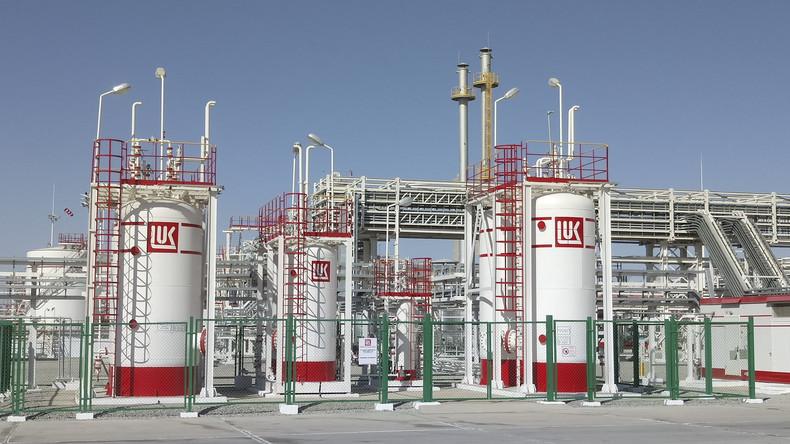 Lukoil-Chef: Westliche Sanktionen gegen Russland werden noch mindestens zehn Jahre anhalten