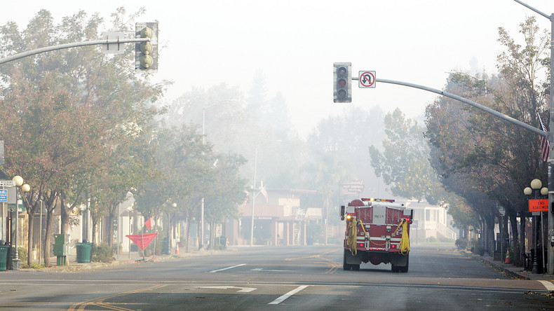 Zahl der Buschfeuer-Opfer in Kalifornien steigt auf 29 an