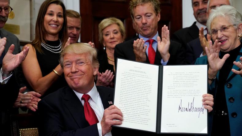 Weißes Haus kündigt Einstellung der Zahlungen an Obamacare-Versicherer an