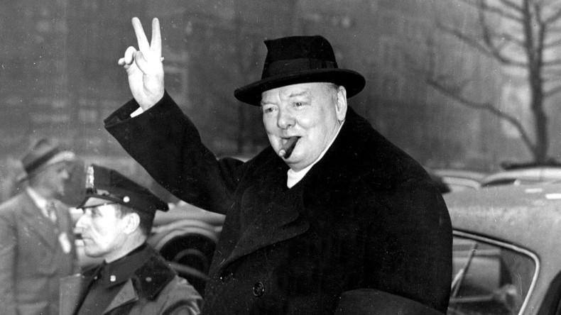 Halb gerauchte Zigarre von Winston Churchill für 12.000 US-Dollar versteigert