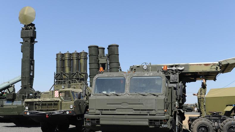 Erdogan will an Kauf von S-400-System von Russland festhalten - und kündigt S-500-Verhandlung an