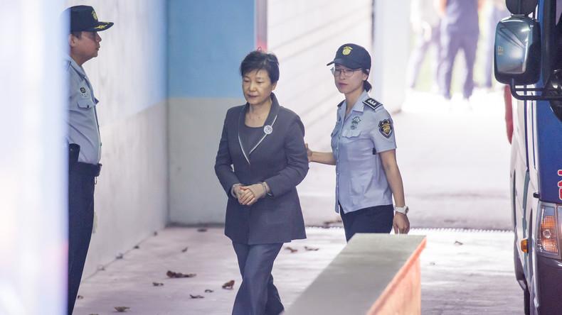 U-Haft für Ex-Präsidentin Südkoreas Park verlängert
