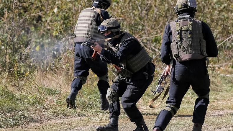 Nach NATO-Ausbildung werden wir ins Kriegsgebiet geschickt: Überläufer aus der Ukraine erzählt