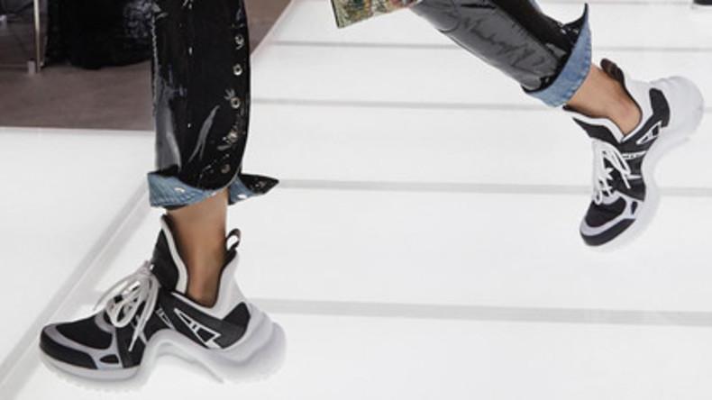 Louis Vuitton und Star Wars: Modehaus präsentiert Stormtrooper-Schuhe für fast tausend Euro